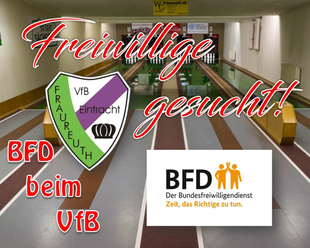 BFD beim VfB